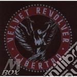LIBERTAD (DELUXE EDITION CD + DVD 30 MINUTI) cd musicale di VELVET REVOLVER