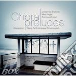 Choralpreludes cd musicale di TAL / GROETHUYSEN