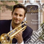 Gabor Boldoczki / Vari - Concerti Barocchi Per Tromba cd musicale di Gabor Boldoczki
