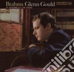 Brahms - 10 Intermezzi - Glenn Gould cd musicale di Glenn Gould
