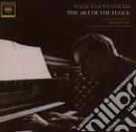 Bach - L'Arte Della Fuga Vol. 1 Fughe Nn.1-9 - Glenn Gould cd musicale di Glenn Gould