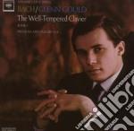 Bach - Un Clavicembalo Ben Temperato Libro 1 Vol 1 Bwv 846-853 - Glenn Gould cd musicale di Glenn Gould