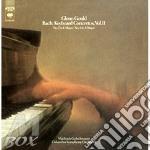CD - GOULD, GLENN         - BACH: CONCERTI PER PIANO N.2 E 4-BWV 105 cd musicale di Glenn Gould