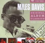 ORIGINAL ALBUM CLASSICS  (BOX 5 CD) cd musicale di Miles Davis
