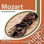 Mozart:concerto clarinetto(serie esprit) cd musicale di Szell