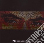 Nas - Greatest Hits cd musicale di NAS