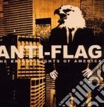 Anti-Flag - The Bright Lights Of America cd musicale di Flag Anti