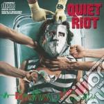 Quiet Riot - Condition Critical cd musicale di Riot Quiet