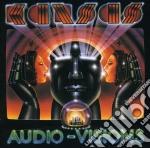 Audio visions cd musicale di Kansas