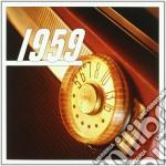 POST-HITS CARD - 1959 cd musicale di ARTISTI VARI