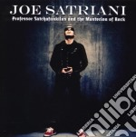 PROFESSOR SATCHAFUNKILUS AND THE MUSTERI OF ROCK (+DVD) cd musicale di Joe Satriani