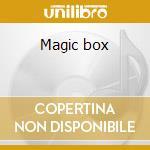 Magic box cd musicale di J. Williams