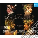 HAYDN -  LE STAGIONI cd musicale di Nikolau Harnoncourt