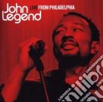 John Legend - Live From Philadelphia cd musicale di John Legend