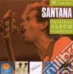 ORIGINAL ALBUM CLASSICS  (BOX 5 CD) cd musicale di Carlos Santana
