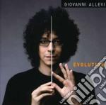 Giovanni Allevi - Evolution cd musicale di Giovanni Allevi