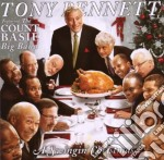 Tony Bennett - A Swingin' Christmas Featuring The Count Basie Big Band cd musicale di Tony Bennet