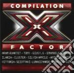 X Factor Compilation cd musicale di ARTISTI VARI