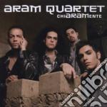 Aram Quartet - Chiaramente cd musicale di Quartet Aram