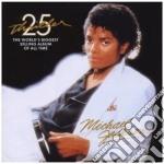 THRILLER - 25TH ANNIVERSARY EDITION - cd musicale di Michael Jackson