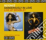 DANGEROUSLY IN LOVE/LIVE AT WEMBLEY cd musicale di BEYONCE