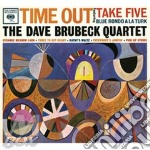 TIME OUT LEGACY EDITION (2CD + 1DVD) cd musicale di BRUBECK DAVE QUARTET