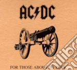Ac/Dc - For Those About To Rock - Fan Pack With Merchandise cd musicale di AC/DC