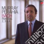 Bach - Partite N, 2,3,4 - Murray Perahia cd musicale di Murray Perahia