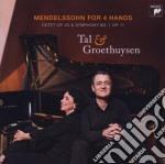 Tal / Groethuysen - Mendelssohn Ottetto Sinfonia N. 1 cd musicale di TAL / GROETHUYSEN