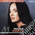 MARIA CARTA cd musicale di Maria Carta