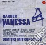 VANESSA                                   cd musicale di Dimitri Mitropoulos