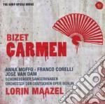 BIZET -CARMEN (SONY OPERA HOUSE) cd musicale di Lorin Maazel