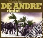 Fabrizio De Andre' - Rimini cd musicale di Fabrizio De Andrè