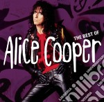 THE BEST OF                               cd musicale di Alice Cooper