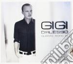 QUESTO SONO IO-DBS cd musicale di Gigi D'alessio