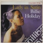 LADY IN SATIN (ORIGINAL COLUMBIA JAZZ) cd musicale di Billie Holiday