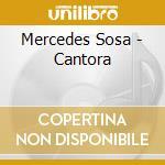 CANTORA                                   cd musicale di SOSA MERCEDES