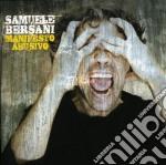 Samuele Bersani - Manifesto Abusivo cd musicale di Samuele Bersani