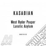 WEST RYDER PAUPER LUNATIC ASYLUM ( CD + DVD) cd musicale di KASABIAN