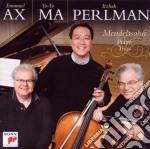 Yo Yo Ma - Mendelssohn - Trii Per Piano Op49+66 cd musicale di AX EMANUEL-YO YO MA-PERLMAN IT