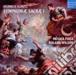 Schutz: symphoniae sacrae i cd musicale di Roland Wilson