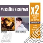 Arie d'opera francesi ed italiane cd musicale di Vesselina Kasarova