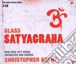 Glass: satyagraha (sony opera house) cd musicale di Philip Glass