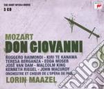 Mozart: don giovanni (sony opera house) cd musicale di Lorin Maazel