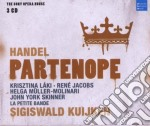 Handel: partenope (sony opera house) cd musicale di Sigiswald Kuijken