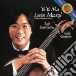 Yo Yo Ma - Saint-Saens:concerto Per Cello /lalo:concerto Per Cello cd musicale di Yo yo ma