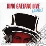 (LP VINILE) Rino gaetano live &... lp vinile di Rino Gaetano