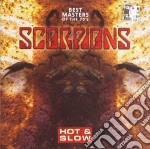 Scorpions - Hot & Slow - Best Masters Of The 70s cd musicale di SCORPIONS