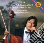 Yo Yo Ma - Elgar - Concerto Per Cello / Walton: Concerto Per Cello cd musicale di Yo yo ma