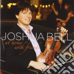 Vari-at home with friends(con sting,chri cd musicale di Joshua Bell